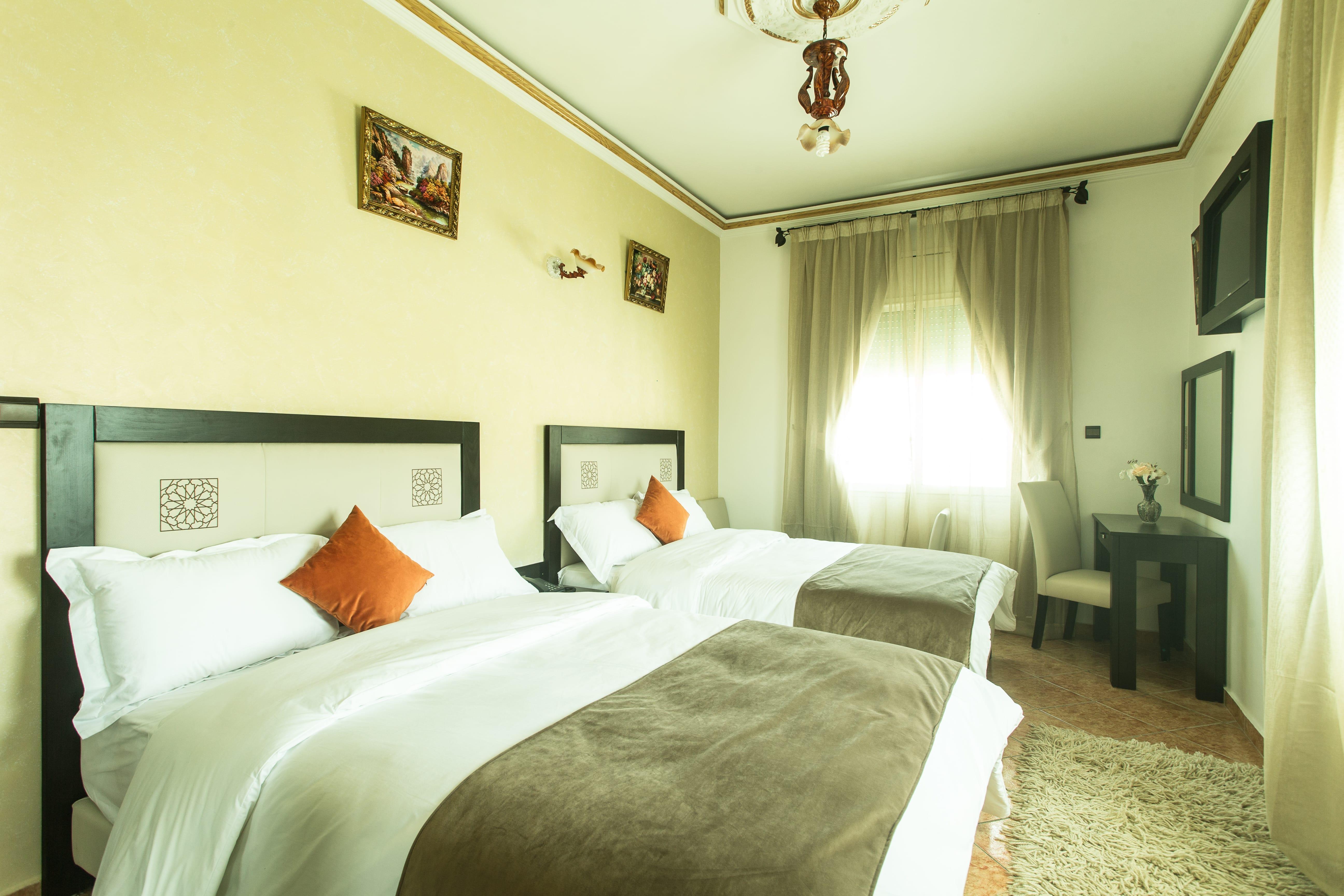 Hotel borj mogador for Chambre quadruple